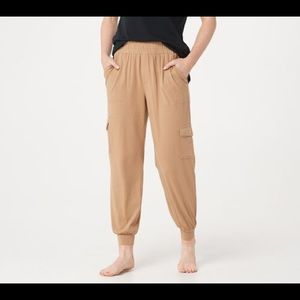Anybody Loungewear Petite Cozy Knit Jogger pants